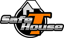 Safe-T-House Home Inspection Services Logo